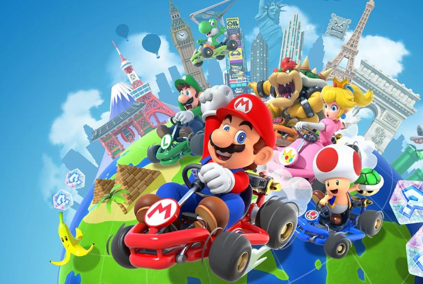 Nintendo Mario Kart Tour racing game now available for Android & iOS