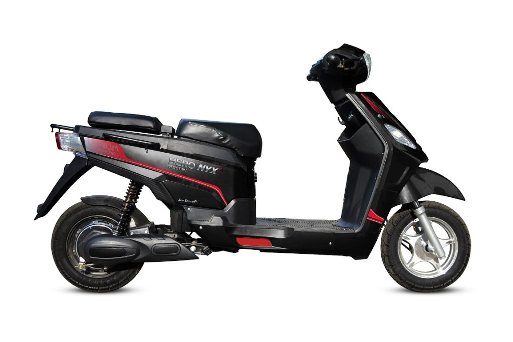 Nyx E5 Hero electric scooter