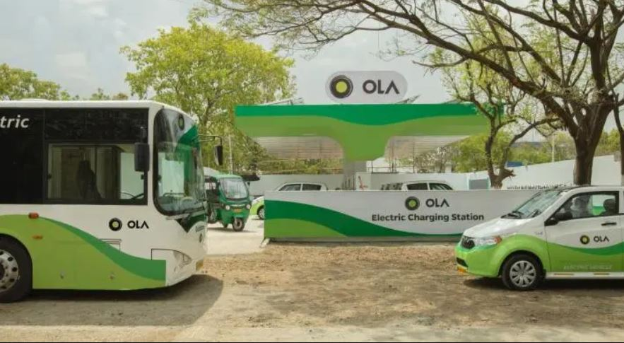 OLA-Electric-car-and-buses-in-india