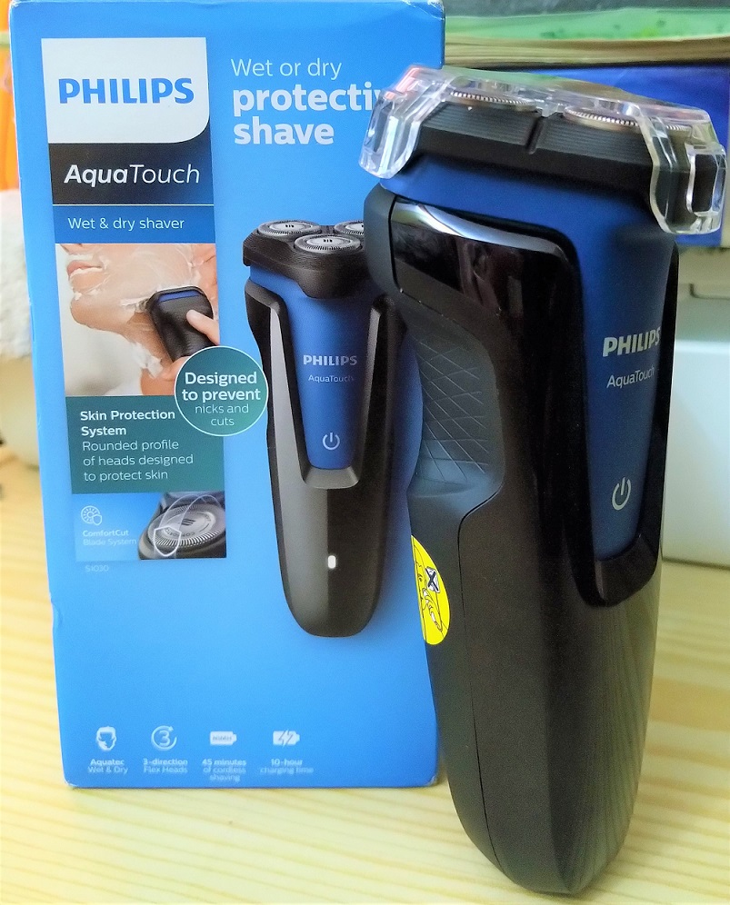 Philips-AquaTouch-bes-tshaving-machine review