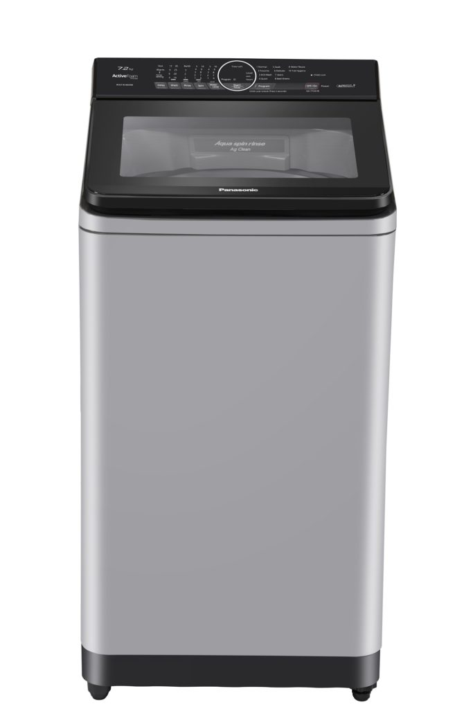 Panasonic flexible 2 way washing machine