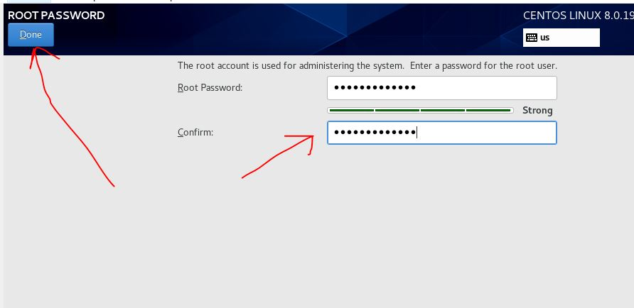 Set-root-password