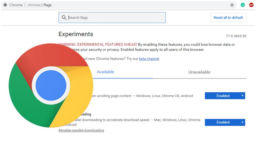 Top 6 Chrome flags to enable for a better browsing experience