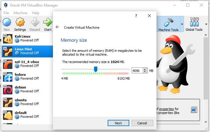 Virtual-Memory-for-CentOS