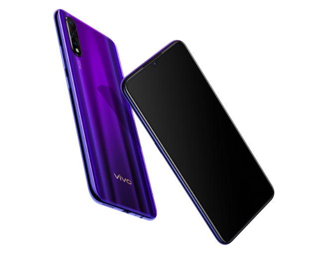 Vivo smartphone Z1X series
