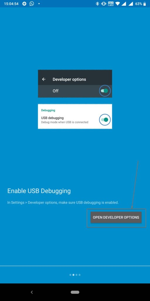 Enable parallel downloading in google chrome for android chrome