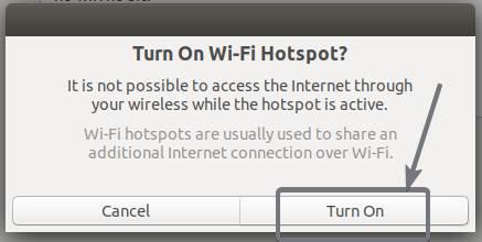 Open Wifi Settings