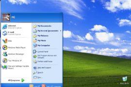 Windows XP ISO 32 bit on Virtual box virtual machine