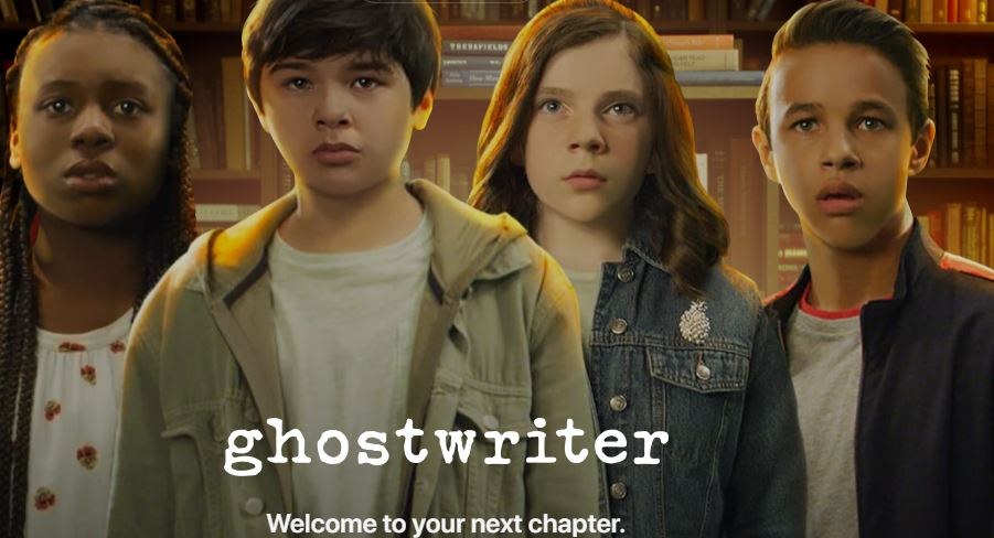 ghostwriters Apple TV plus