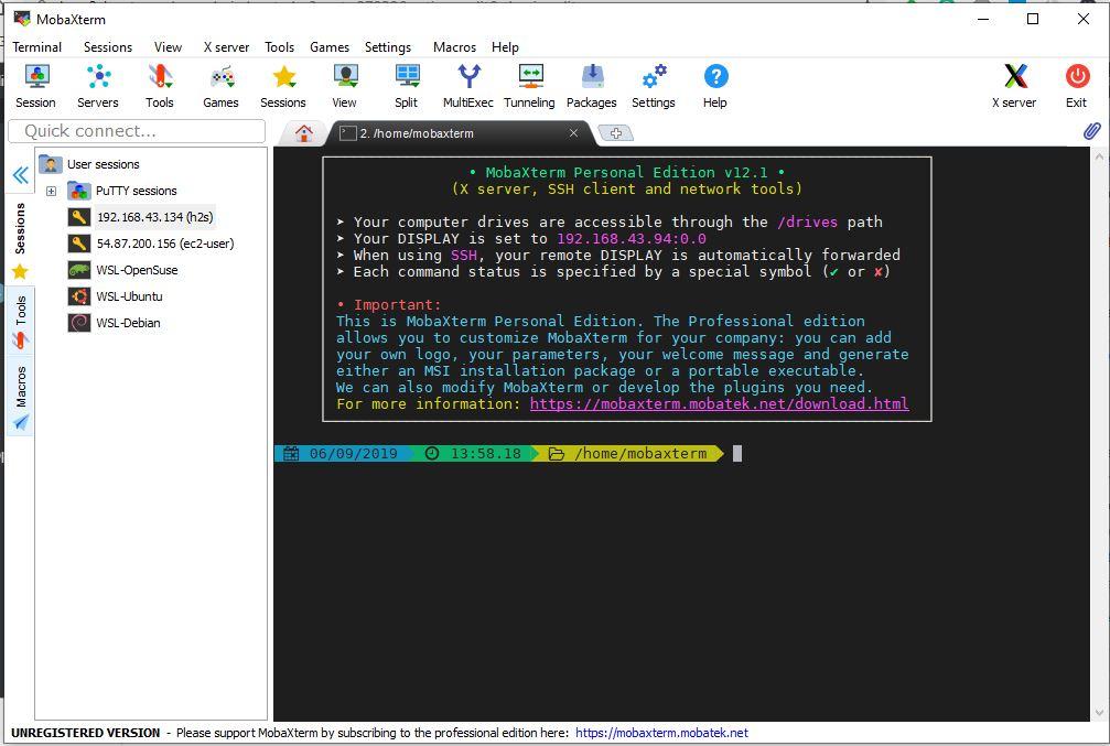 How to install MobaXterm Terminal using Chocolaty on Windows