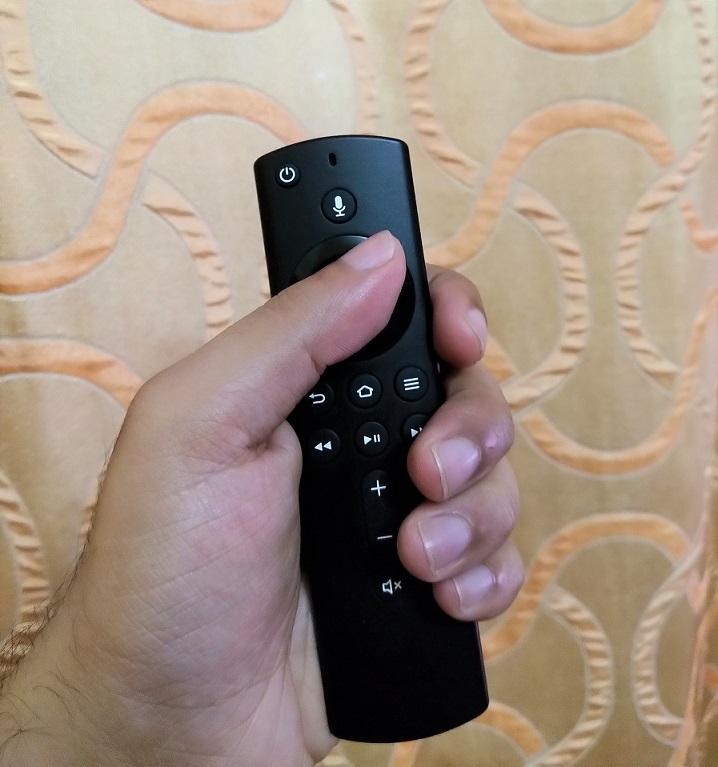 4K Fire stick remote