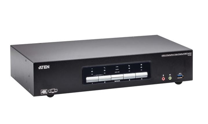 ATEN CS1964 First Triple Display KVMP