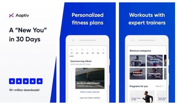 Aaptiv-Audio-Fitness-App