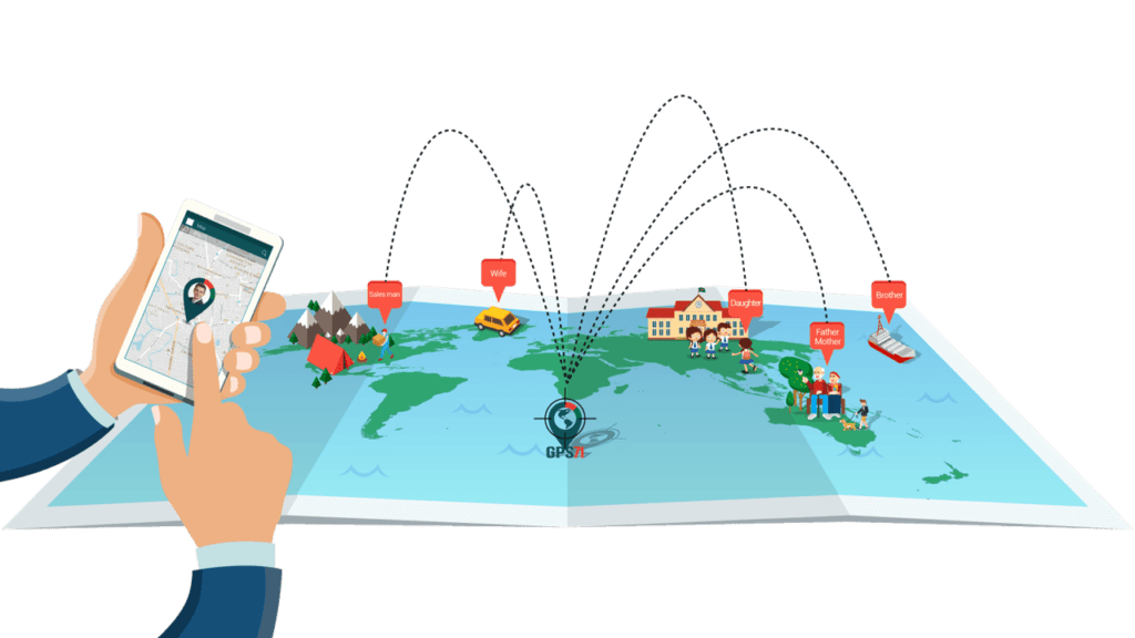 Advantages of GPS tracking system in life