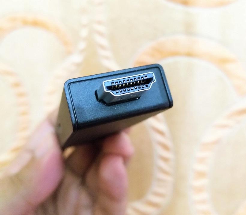 Amazon 4K stick HDMI port