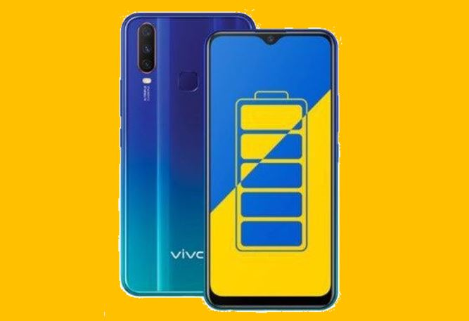 BEst batery backup phone Vivo Y12 2019