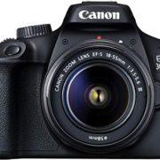 Canon EOS 3000 budget DSLR camera
