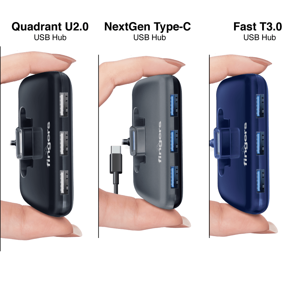 FINGERS USB Hubs_Image