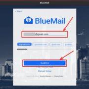 Install BlueMail on Ubuntu Linux 4