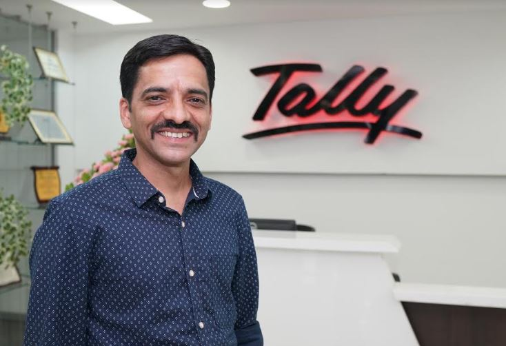 Interaction with Mr. Harsha Kodnad, the technology director of Tally Solutions