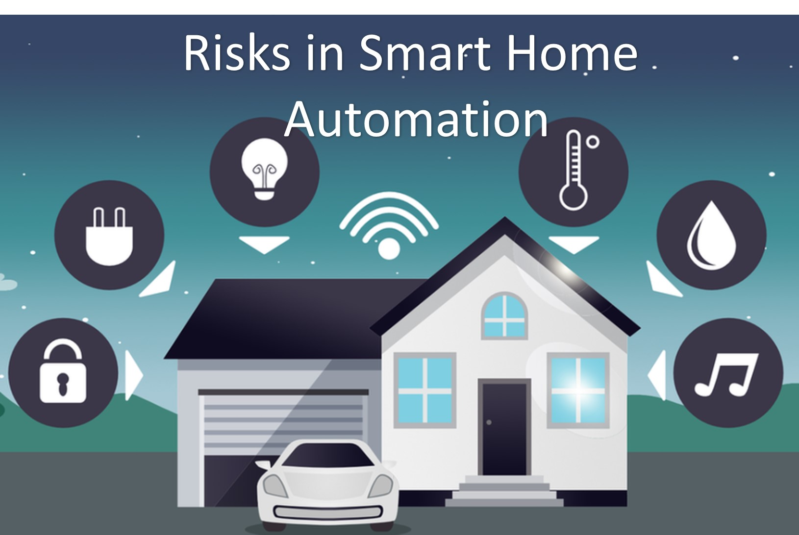 Major Risk and threats of having smart home