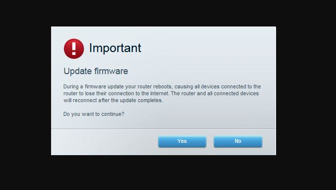 Make sure Router firmware is up to date