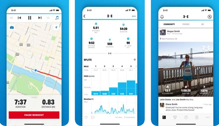 MapMyRun-fitness-app-for-women