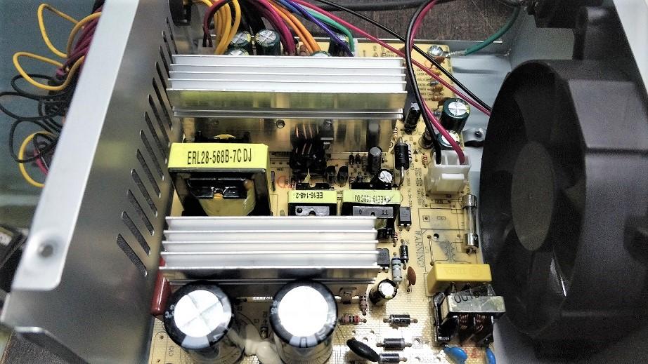 Mercury KI 250PPS SMPS