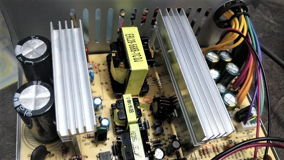 Mercury KI 250PPS heat sink