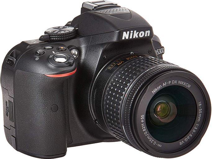 Nikon D5300 DSLR Camera budget series