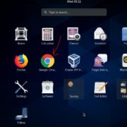 RUn Chrome on CentOS 8 linux