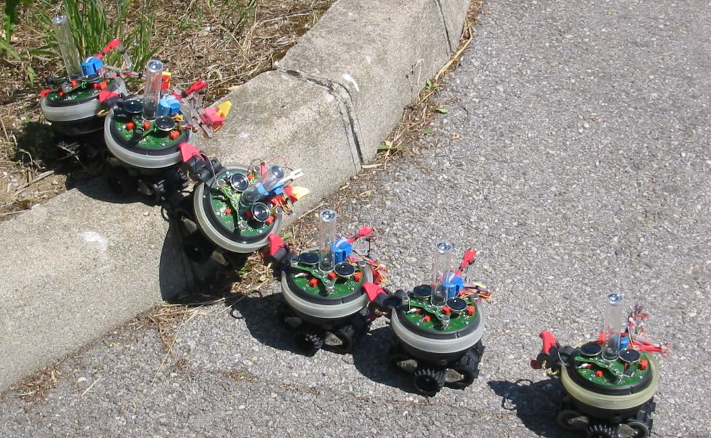 Swarm Robots