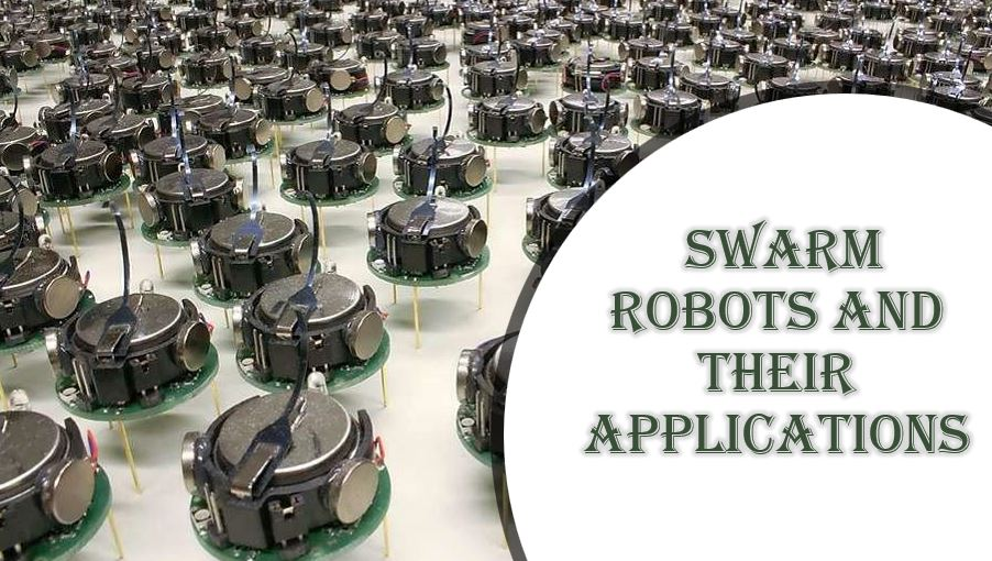 Swarm robots and their applications