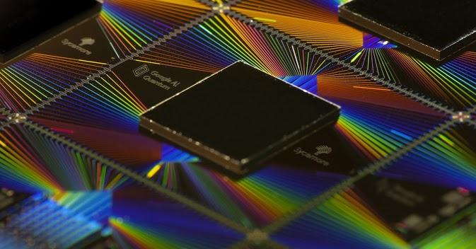 Sycamore processor chip