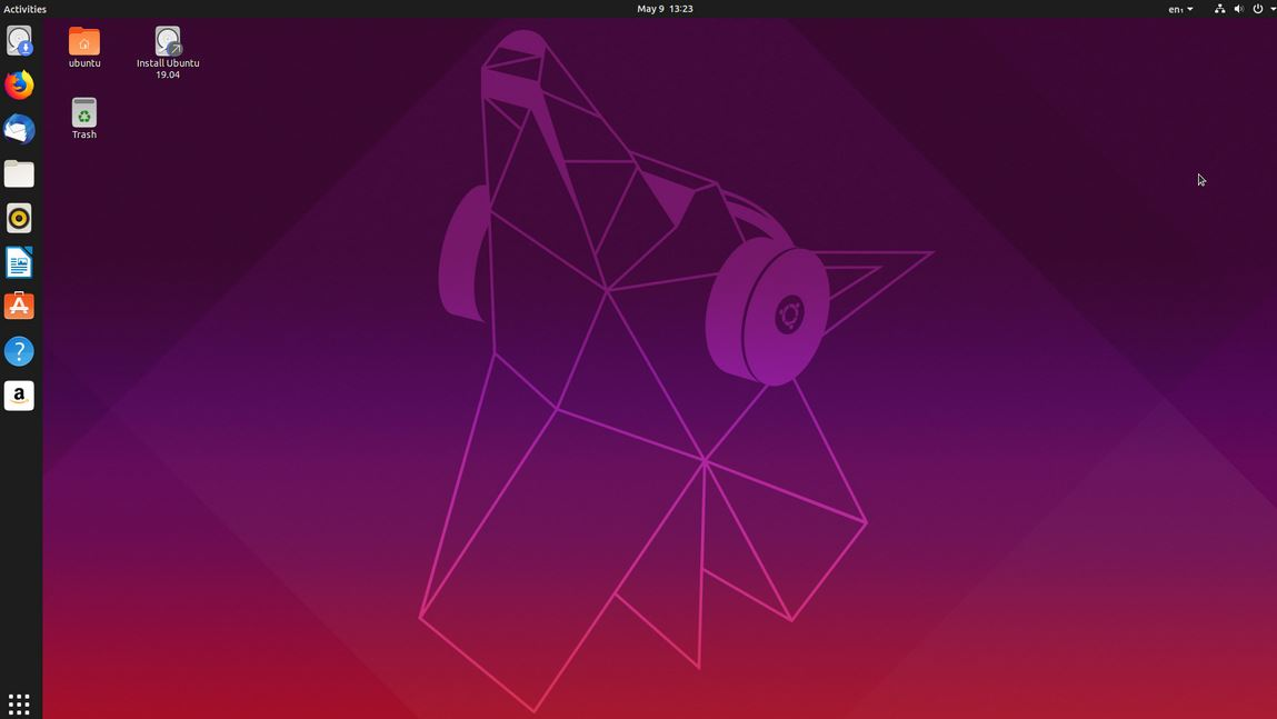 Ubuntu linux distro in top 10 list
