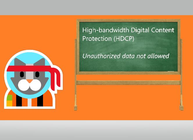 What is HDCP- Explanation