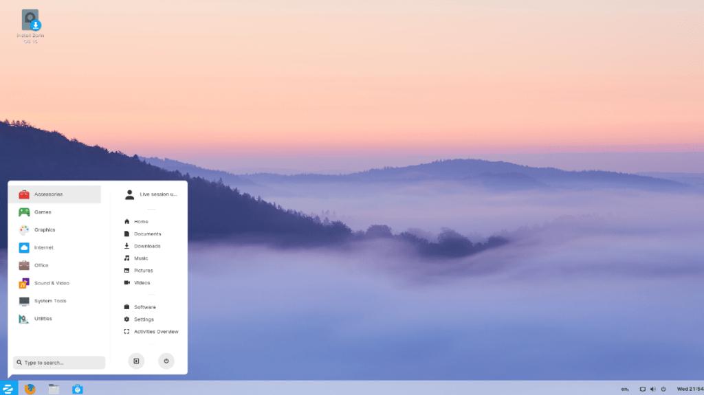 ZOrin-linux-os-windows-alternative