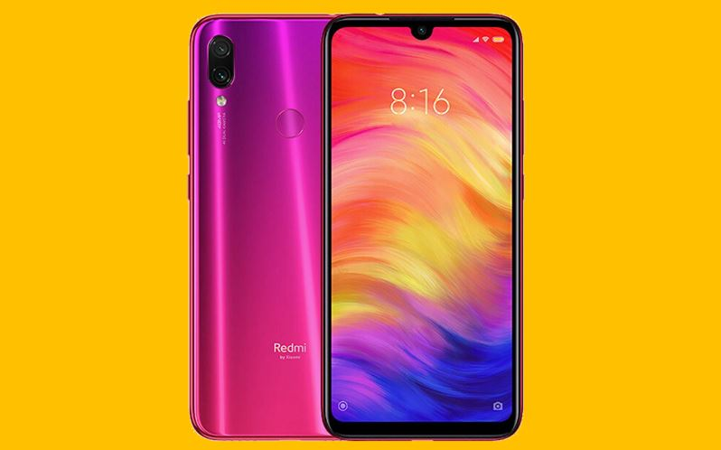best Redmi Note 7 Pro smartphone with good battery backup