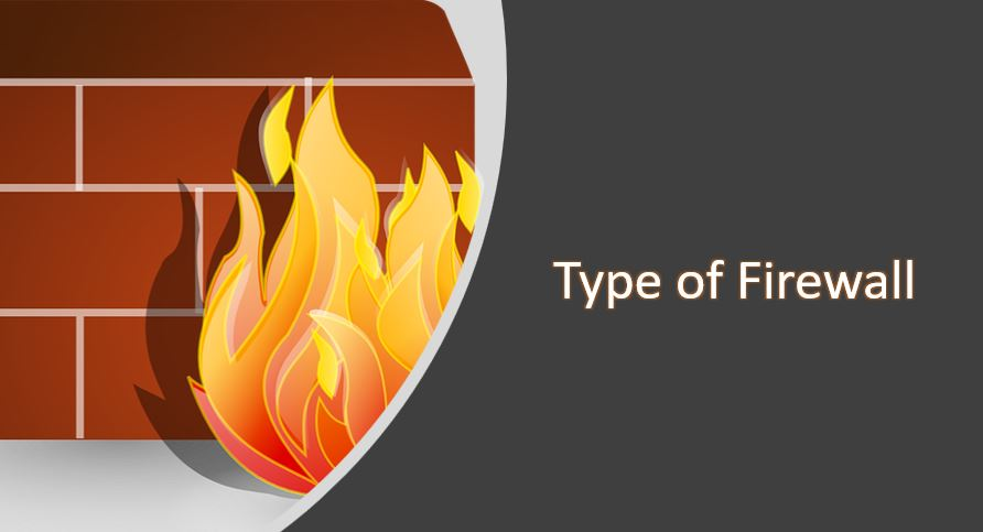 different types of firewalls available