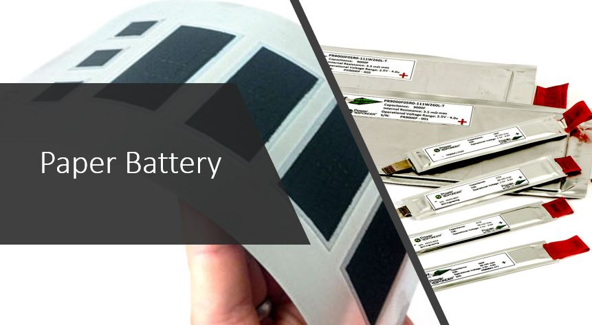 paper-Battery