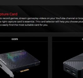 AVerMedia Introduces 'Find Your Capture Card' and 'Compatibility Testing Tool'