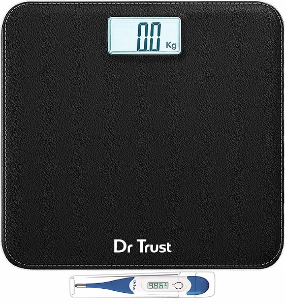 Absolute Leather Personal Digital Scale Weighing Dr Trust (USA)