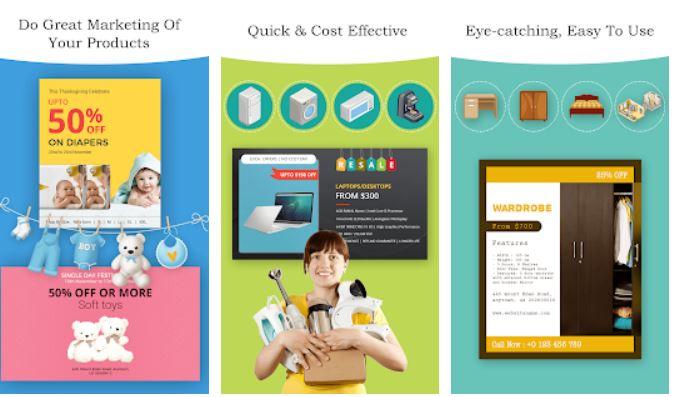 Ad Maker – Graphic Design, Social Media Marketing