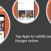Apps available for free on the Google Play store to satisfy our hunger