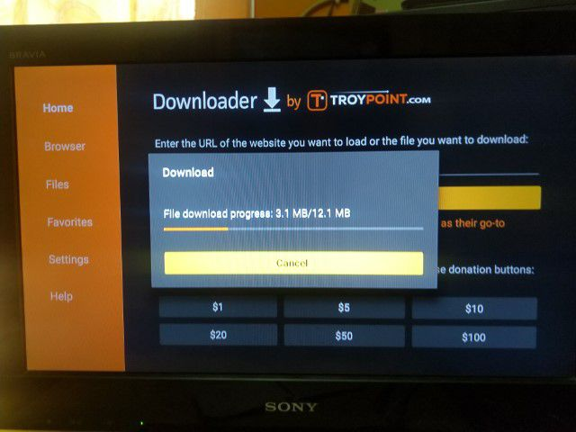 Apps on Amazon Fire TV 90 (Small)