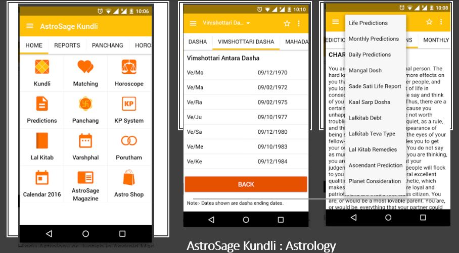 AstroSage Kundli Astrology app for android