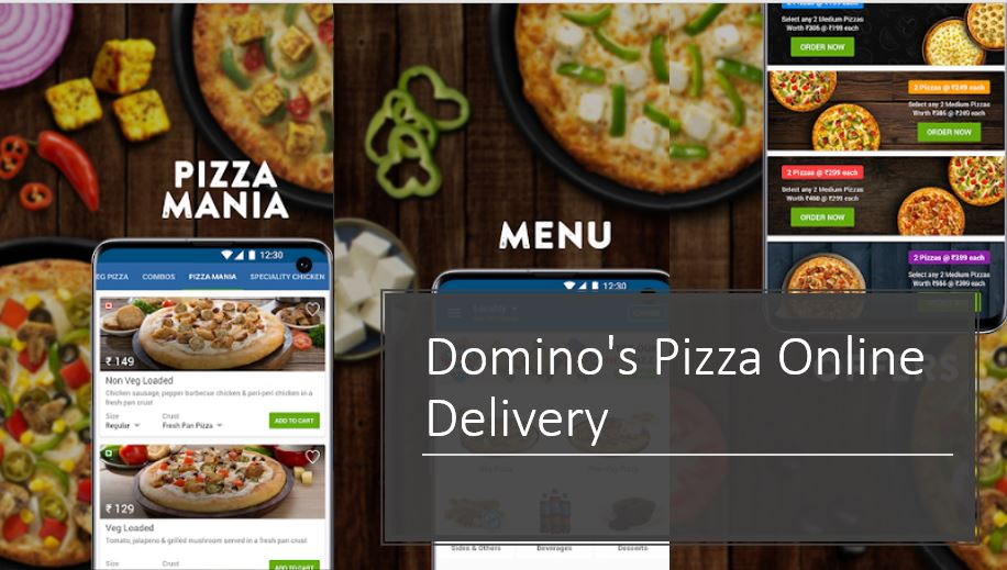BEst apps to order food online indai