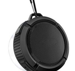BRIX announced Waterproof Portable Bluetooth Speaker at Rs.799 in India