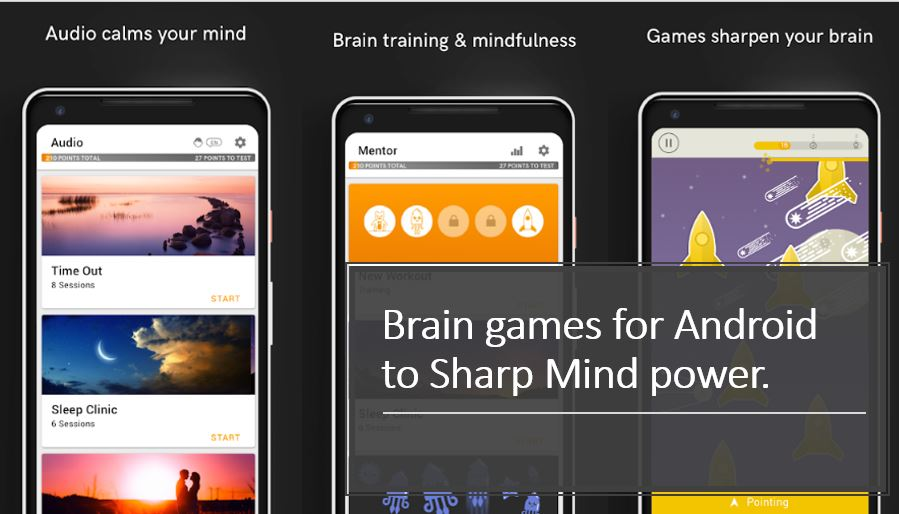 Best brain train games for Android to increase brain power