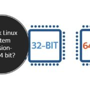 Command to Check Linux System 32-bit or 64-bit